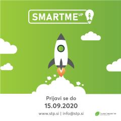 SmartMeUp - program usposabljanja